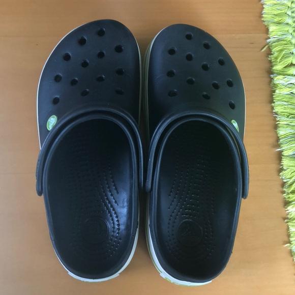 0ac62717213 CROCS Shoes | Crocband Clogs Size 9 In Womens And 7 In Mens | Poshmark